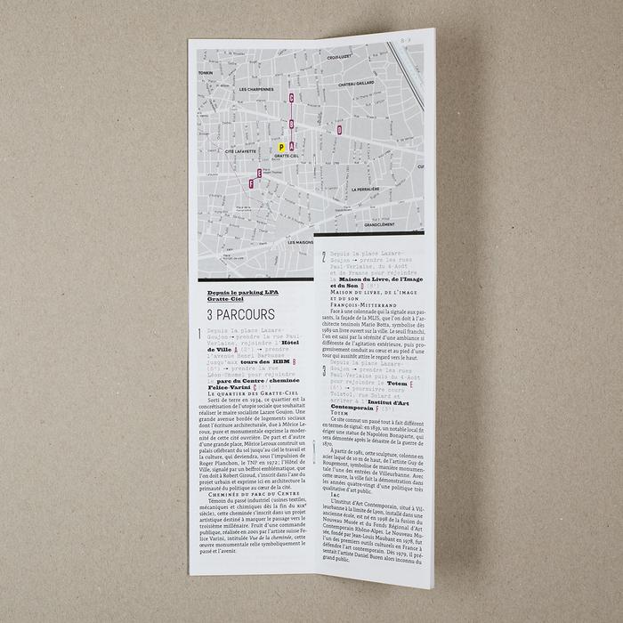 La ville en marchant (printed matter) 8