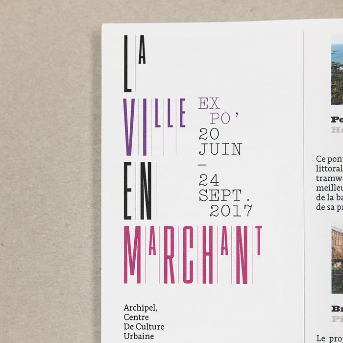 La ville en marchant (printed matter) 2