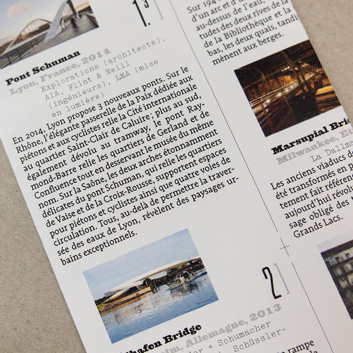 La ville en marchant (printed matter) 3