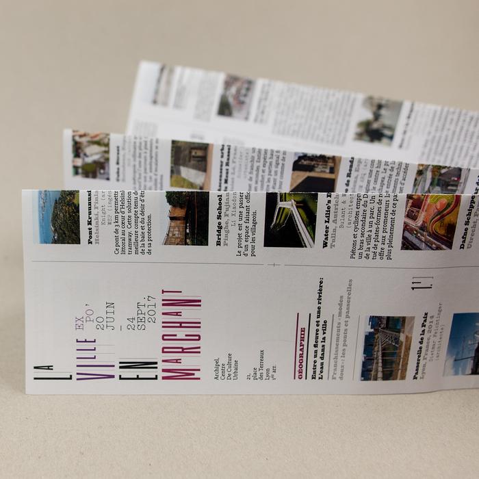La ville en marchant (printed matter) 6