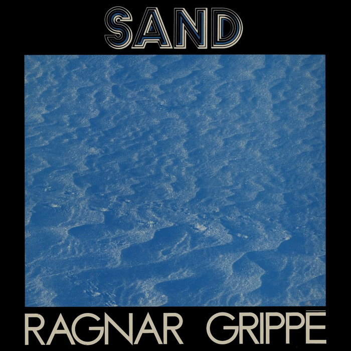 Ragnar Grippe – Sand album art
