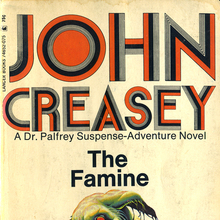 John Creasey paperbacks, Lancer Books
