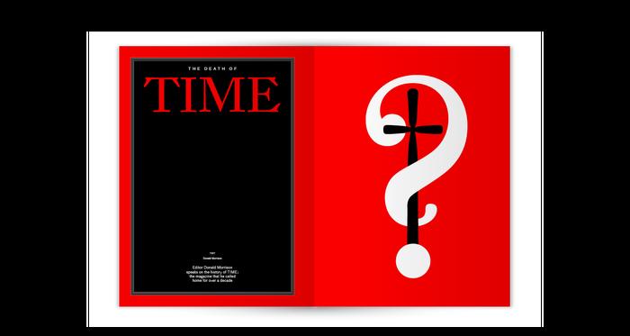 "Super magazine #1, ""The Size Issue"" 10"