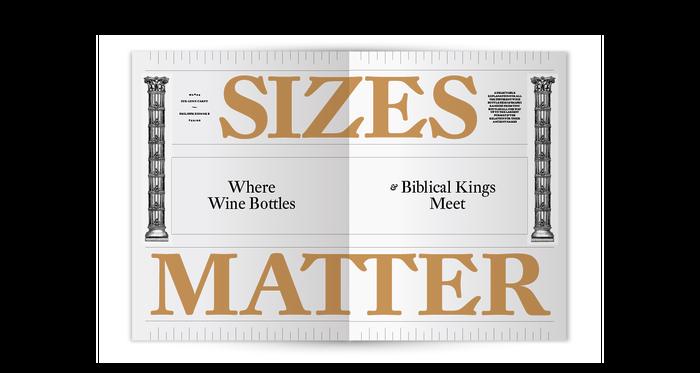 "Super magazine #1, ""The Size Issue"" 15"
