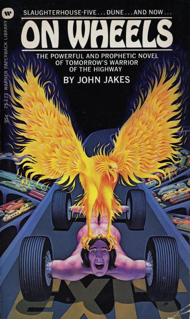 On Wheels by John Jakes