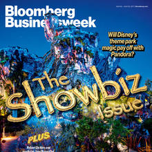 "<cite>Bloomberg Businessweek</cite>, April 24–30, 2017 ""The<span class=""nbsp"">&nbsp;</span>Showbiz Issue"""