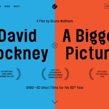 <cite>David Hockney: A Bigger Picture</cite>