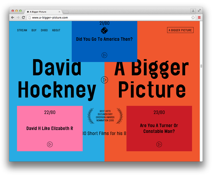 David Hockney: A Bigger Picture 3