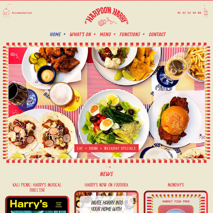 Harpoon Harry 1