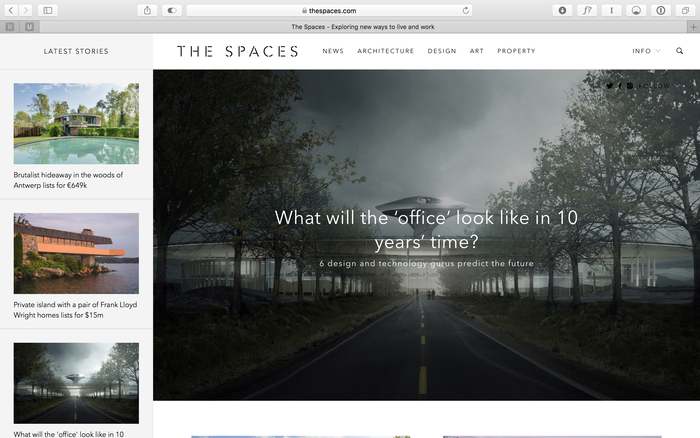 The Spaces 1