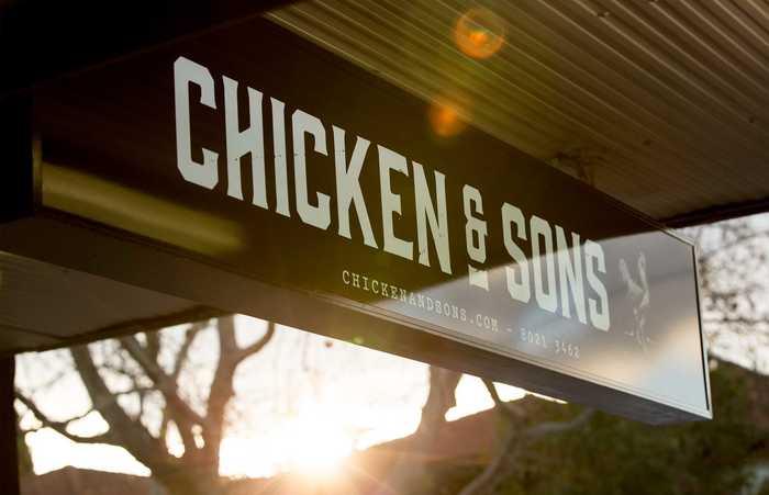 Chicken & Sons 6