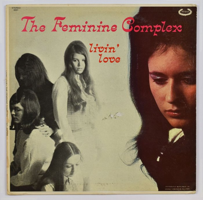Cover of the original 1969 release (Athena Records, 6001). Photography by Grine–New World