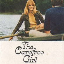 """The Carefree Girl"" ads"