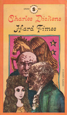 <cite>Hard Times</cite> by Charles Dickens, Signet Classics