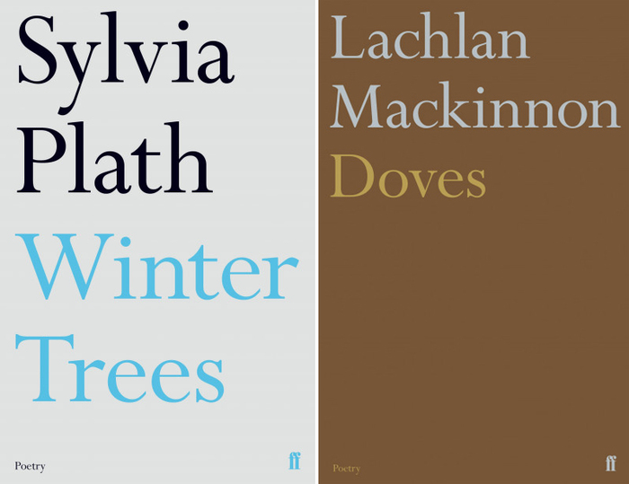 Faber Poetry titles 4