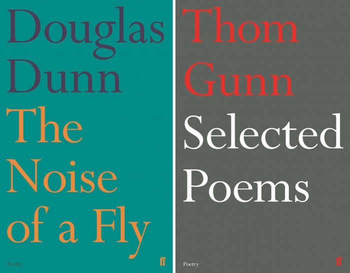 Faber Poetry titles 2