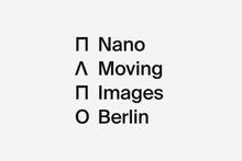 NMIB – Nano Moving Images Berlin
