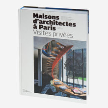 <cite>Maisons d'architectes à Paris</cite>