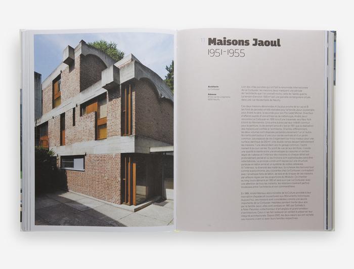 Maisons d'architectes à Paris 8