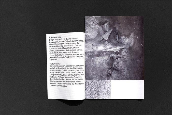 Soirée graphique N°8 magazine 2