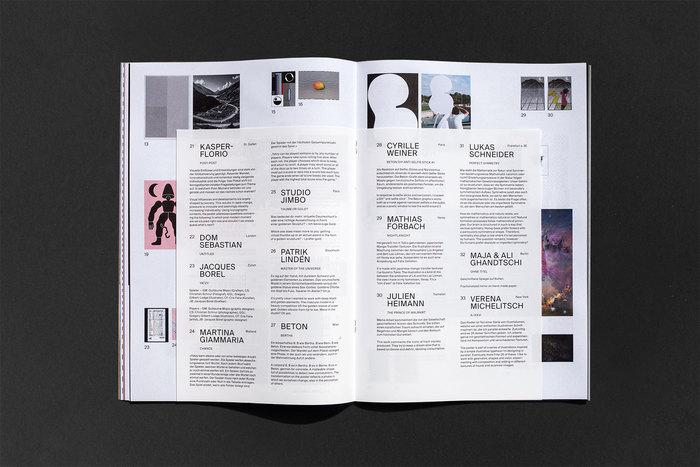 Soirée graphique N°8 magazine 5