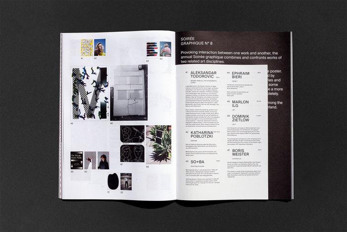 Soirée graphique N°8 magazine 6