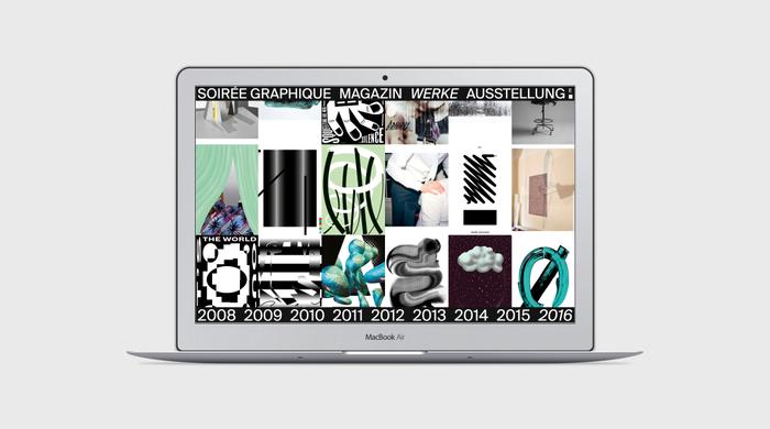 Soirée graphique website 4