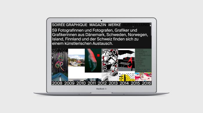 Soirée graphique website 5