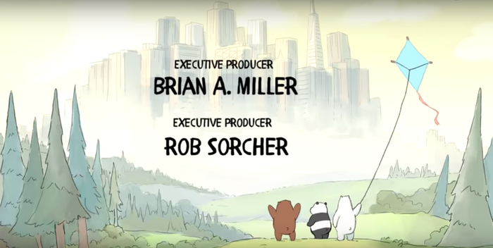 We Bare Bears end credits 1