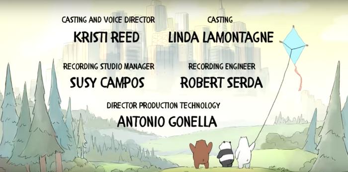 We Bare Bears end credits 2
