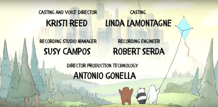 We Bare Bears end credits 2