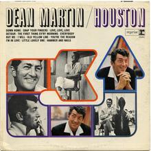 Dean Martin – <cite>Houston</cite>