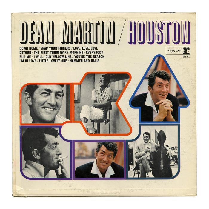 Dean Martin – Houston