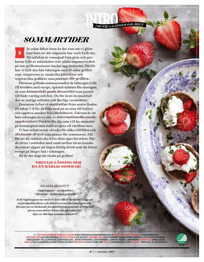 Käk magazine (Lidl advertorial) 3