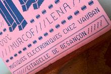 <cite>Citadelle Électronique</cite> music festival