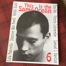 <cite>This is the Same Ocean</cite> issue 6
