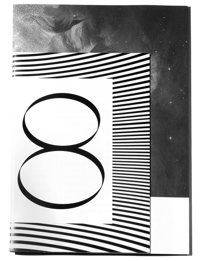 Soirée graphique N°8 magazine 1