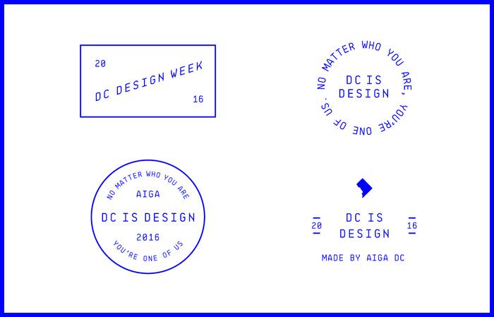 AIGA Washington DC Design Week 3