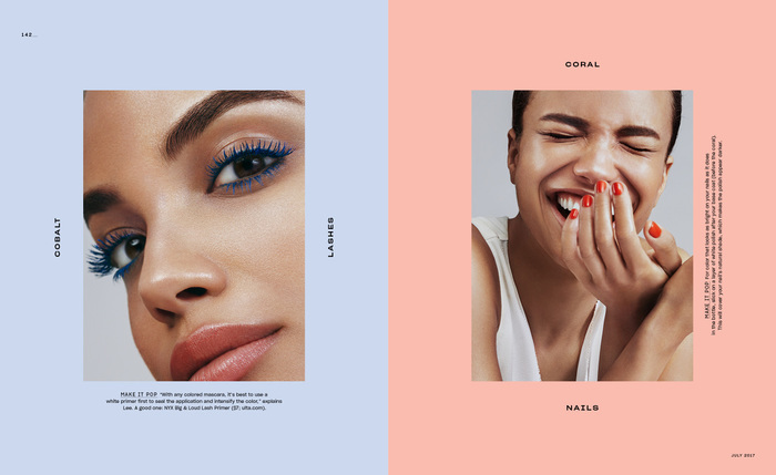 Real Simple magazine (2017 redesign) 2
