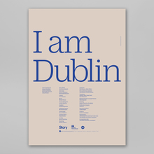 <cite>I am Dublin</cite> film poster