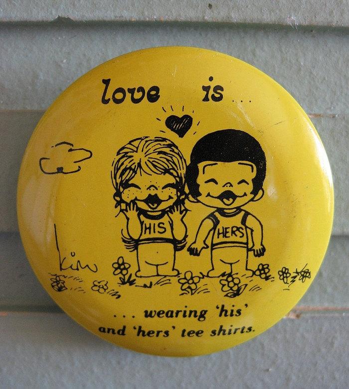 """Love Is …"" comic strips 3"