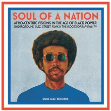 <cite>Soul of A Nation </cite>album art