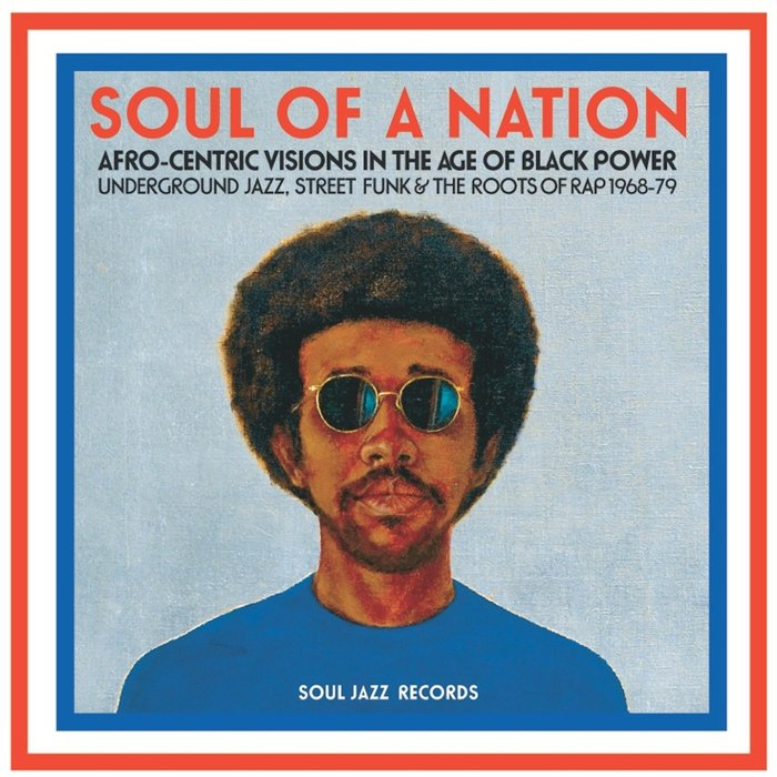 Soul of A Nation album art