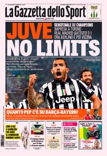 """<cite>La Gazzetta dello Sport</cite> (c.<span class=""""nbsp"""">&nbsp;</span>2013–)"""