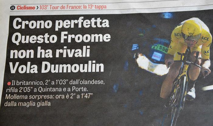 La Gazzetta dello Sport (c.2013–) 1