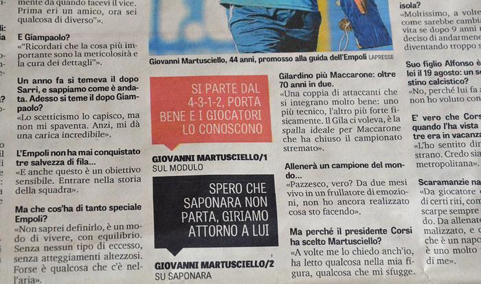 La Gazzetta dello Sport (c.2013–) 6