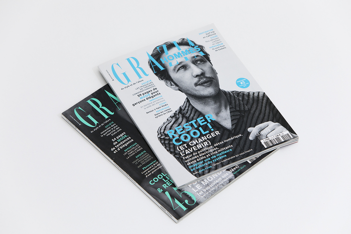 Grazia Hommes French edition 1