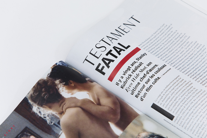 Grazia Hommes French edition 2