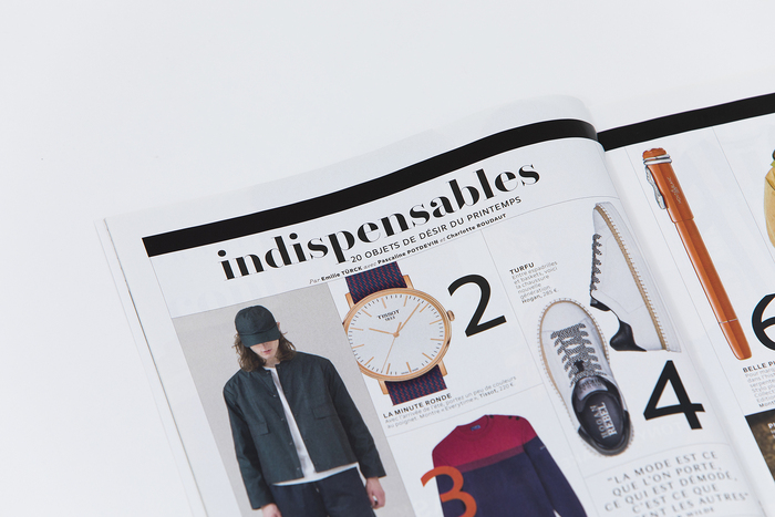 Grazia Hommes French edition 4