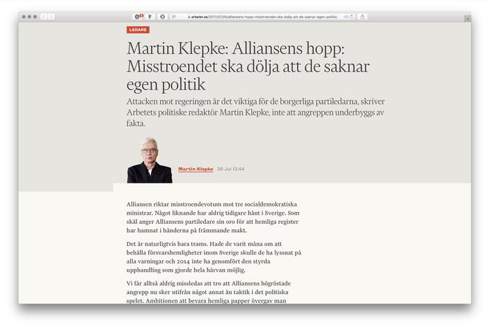 Arbetet website (2017) 3